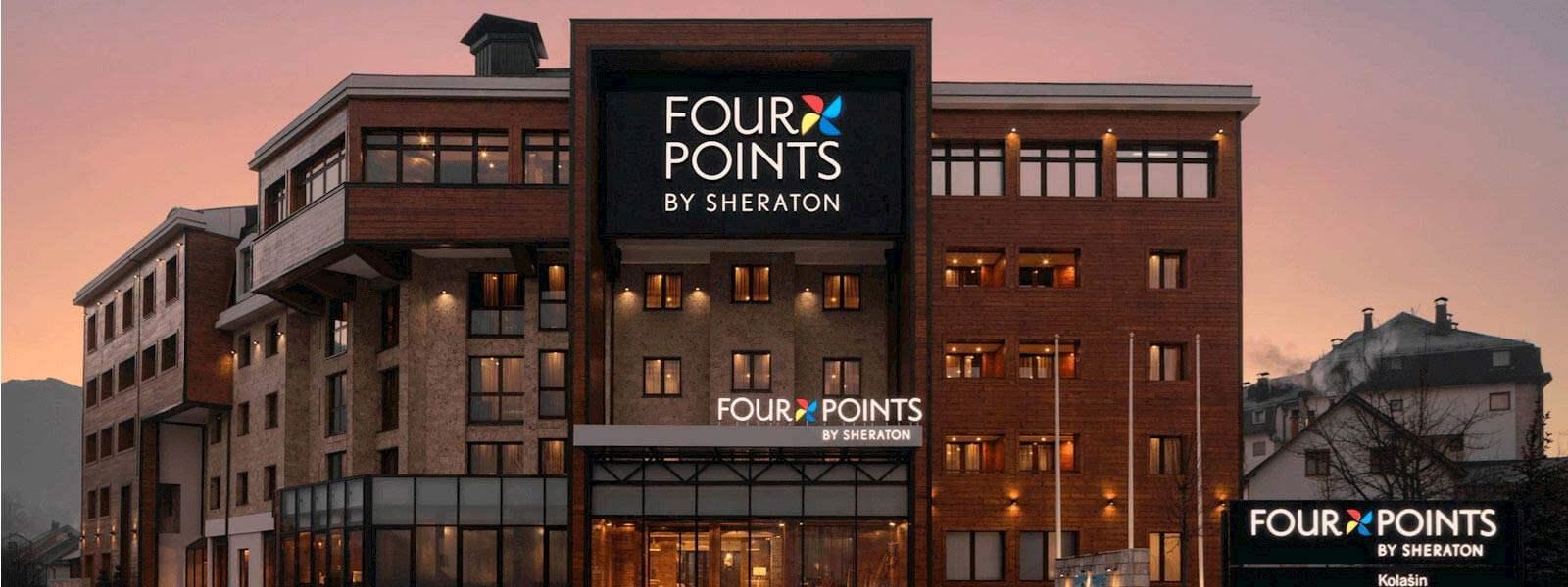 Four Points By Sheraton Kolasin